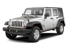 2010 Jeep Wrangler Unlimited Rubicon San Antonio TX