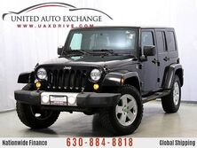 Jeep Wrangler Unlimited Sahara 4WD With Navigation / Auto 2010