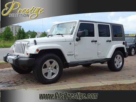 2010 Jeep Wrangler Unlimited Sahara Columbus GA