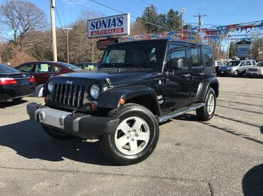 2010_Jeep_Wrangler Unlimited_Sahara_ Worcester MA