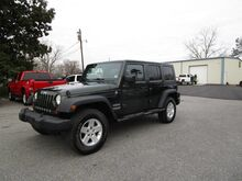 2010_Jeep_Wrangler Unlimited_Sport 4x4_ Richmond VA