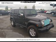 2010 Jeep Wrangler Unlimited Sport Watertown NY