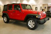 2010 Jeep Wrangler Unlimited Unlimited Sport