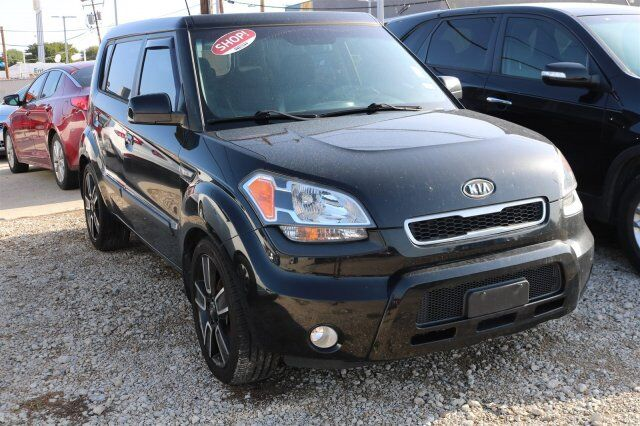 2010 Kia Soul Sport Fort Worth TX