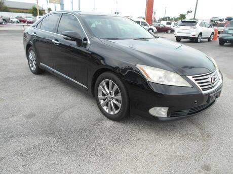 2010 LEXUS ES 350  Houston TX