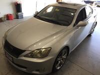 LEXUS IS 250 4 DOOR SEDAN 2010