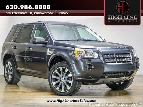 2010_Land Rover_LR2_HSE_ Willowbrook IL