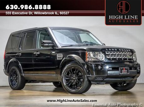 2010_Land Rover_LR4_HSE_ Willowbrook IL