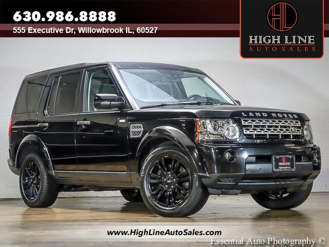 2010 Land Rover LR4 HSE Willowbrook IL