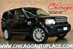 2010_Land Rover_LR4_LUX - 5.0L V8 ENGINE ALL WHEEL DRIVE PANORAMIC ROOF NAVIGATION BACKUP CAMERA KEYLESS GO BLACK LEATHER HEATED SEATS 3RD ROW SEATS XENONS_ Bensenville IL