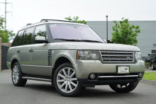 2010 Land Rover Range Rover 4WD 4dr SC Fairfield CT