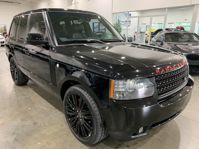 Land Rover Charlotte >> 2010 Land Rover Range Rover HSE Charlotte NC 32664016