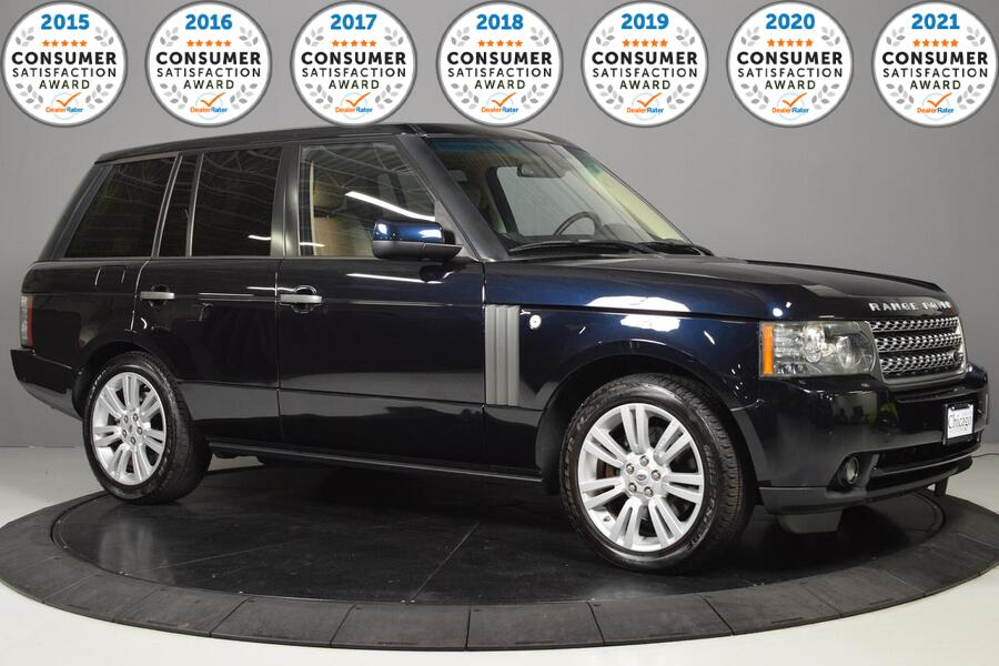 2010_Land Rover_Range Rover_HSE LUX_ Glendale Heights IL