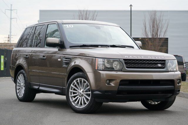 2010 Land Rover Range Rover Sport 4WD 4dr HSE LUX Fairfield CT