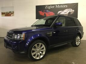 Land Rover Range Rover Sport HSE LUX One Owner 2010