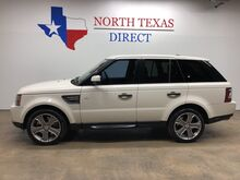 2010_Land Rover_Range Rover Sport_SuperCharged Gps Navi Camera Sunroof Heated Leather_ Mansfield TX
