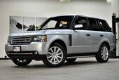 2010 Land Rover Range Rover Supercharge