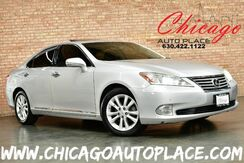 2010_Lexus_ES 350_3.5L V6 ENGINE FRONT WHEEL DRIVE NAVIGATION BACKUP CAMERA KEYLESS GO BLACK LEATHER HEATED/COOLED SEATS SUNROOF XENONS_ Bensenville IL