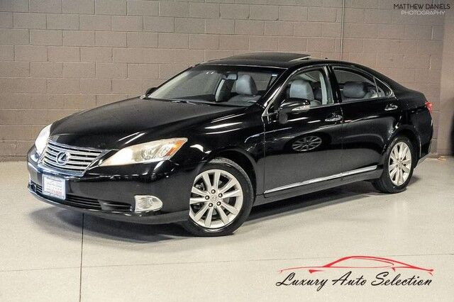 2010_Lexus_ES 350 With Navigation_4dr Sedan_ Chicago IL