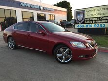 Lexus GS350 NAVIGATION REAR VIEW CAMERA, MARK LEVINSON AUDIO, HEATED AND COOLED LEATHER, SUNROOF!!! EXTRA CLEAN!!! ONE OWNER!!! 2010