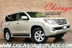 2010_Lexus_GX 460_-4.6L SFI V8 ENGINE 4 WHEEL DRIVE NAVIGATION BACKUP CAMERA HEATED/COOLED SEATS KEYLESS GO 3RD ROW SEATS XENONS WOOD GRAIN INTERIOR TRIM_ Bensenville IL