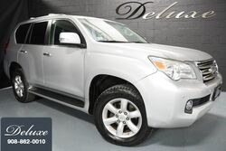 Lexus GX 460 4WD, Navigation System, Rear-View Camera, In-Dash CD-Changer, Bluetooth Connectivity, Ventilated Leather Seats, Power Sunroof, 18-Inch Alloy Wheels, 2010