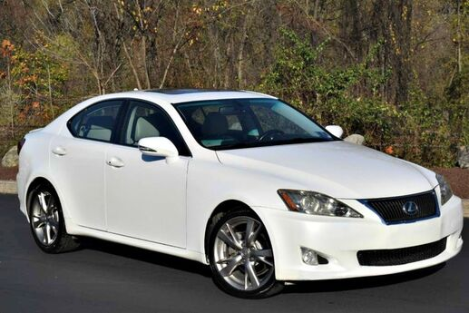 2010 Lexus IS 250  Easton PA