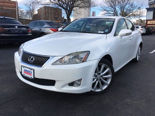 2010 Lexus IS 250  Worcester MA