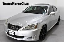 Lexus IS 250 4dr Sport Sdn Auto RWD 2010