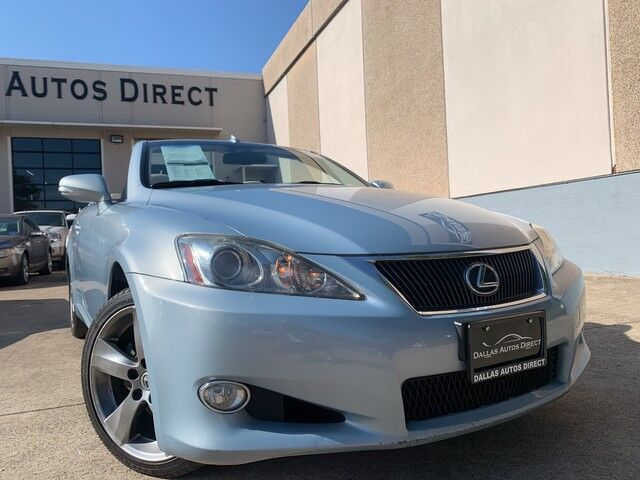 2010 Lexus IS 250C  Carrollton  TX