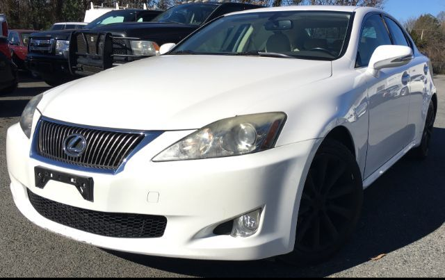 2010 Lexus IS IS 250 6-Speed Sequential Charlotte and Monroe NC