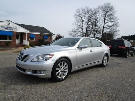 2010 Lexus LS 460 L AWD Richmond VA