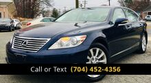 2010_Lexus_LS 460_L Luxury Sedan AWD_ Charlotte and Monroe NC