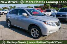 2010 Lexus RX 350  South Burlington VT