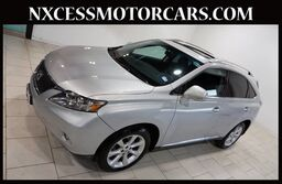 Lexus RX 350 PREMIUM PKG VENTILATED SEATS BACK-UP CAMEARA. 2010