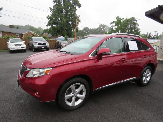 2010 Lexus RX 350 Roanoke VA