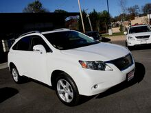 2010_Lexus_RX_350_ Roanoke VA