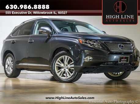 2010_Lexus_RX 450h__ Willowbrook IL