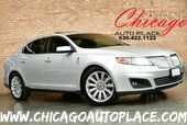 2010 Lincoln MKS w/EcoBoost - 3.5L TWIN TURBO V6 ENGINE ALL WHEEL DRIVE KEYLESS GO BLACK LEATHER NAVIGATION BACKUP CAMERA HEATED/COOLED SEATS PANO ROOF XENON HEADLAMPS THX AUDIO BLUETOOTH