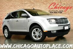 2010_Lincoln_MKX_AWD - 3.5L V6 DURATEC ENGINE ALL WHEEL DRIVE NAVIGATION TAN LEATHER HEATED/COOLED SEATS PANO ROOF DUAL ZONE CLIMATE BLUETOOTH POWER LIFTGATE_ Bensenville IL