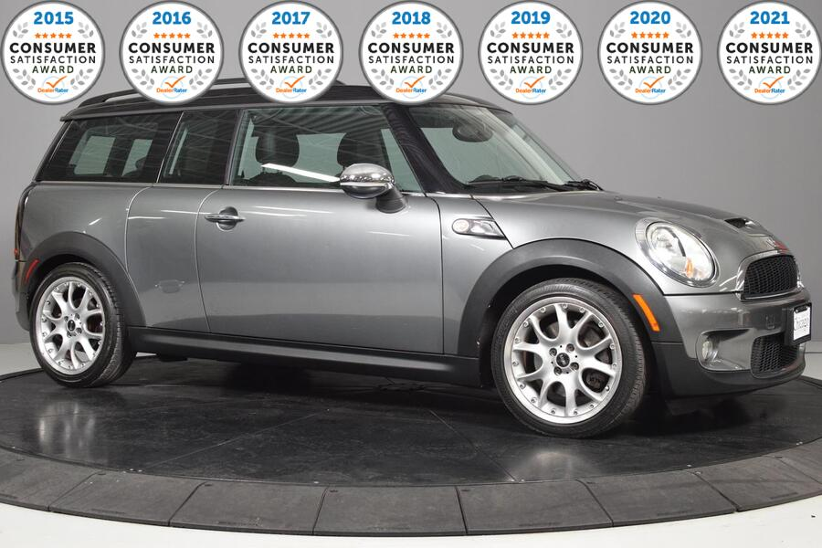 2010_MINI_Cooper Clubman_S_ Glendale Heights IL