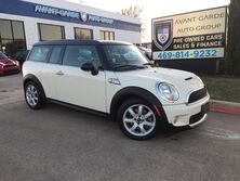 MINI Cooper Clubman S NAVIGATION, HARMAN KARDON AUDIO, LEATHER, PANORAMIC ROOF, SPORT PACKAGE!!! EXTRA CLEAN!!! LOADED!!! 2010