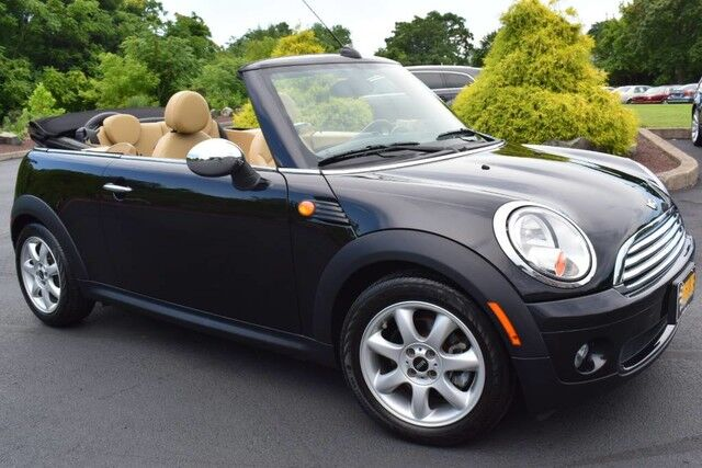 2010 MINI Cooper Convertible  Easton PA