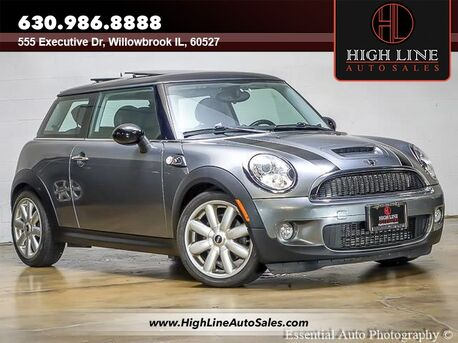 2010_MINI_Cooper Hardtop_S_ Willowbrook IL