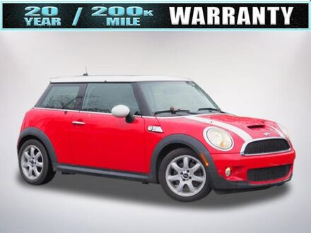 2010_MINI_Cooper S_Base_ Southern Pines NC