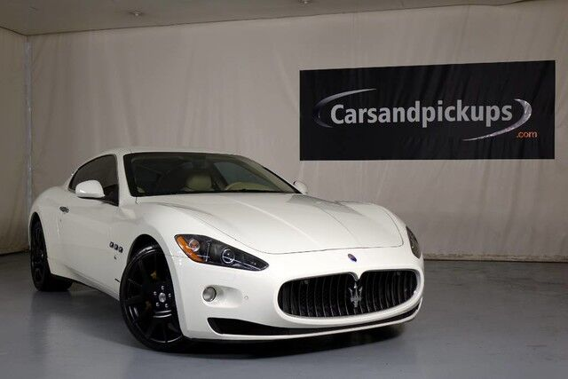 1 Pre Owned Maserati Granturismo Dallas Texas