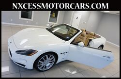 2010_Maserati_GranTurismo Convertible_NAVIGATION JUST 15K MILES CLEAN CARFAX._ Houston TX