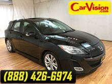 2010_Mazda_Mazda3_s Grand Touring NAVIGATION LEATHER MOONROOF 6-SPEED_ Norristown PA