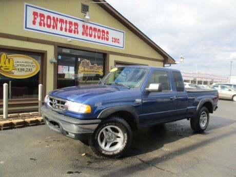 2010 Mazda Truck B4000 Cab Plus 4 4WD Middletown OH