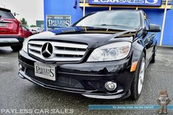 2010_Mercedes-Benz_C 300_Sport 4Matic AWD / 3.0L V6 / Automatic / Power & Heated Leather Seats / Sunroof / Bluetooth / Cruise Control / 25 MPG_ Anchorage AK